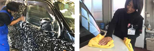 SENSHAKOBO 手洗い洗車検定